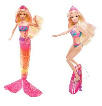 Barbie Sirena Merliah - Una aventura de Sirenas 2