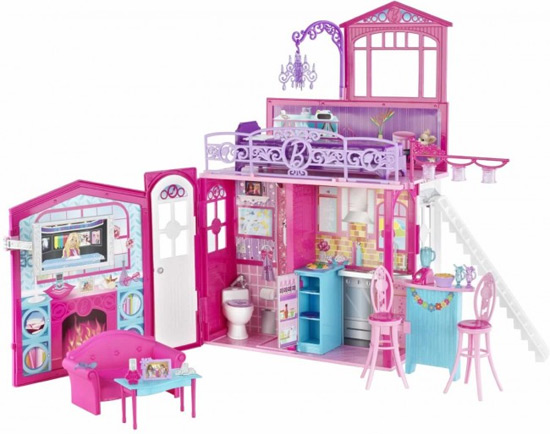 casa de vacaciones y super casa barbie. Black Bedroom Furniture Sets. Home Design Ideas