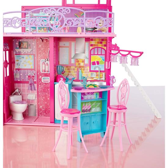 Comprar la Casa de vacaciones Barbie