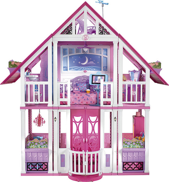 Casa de vacaciones y super casa barbie - Supercasa de barbie ...