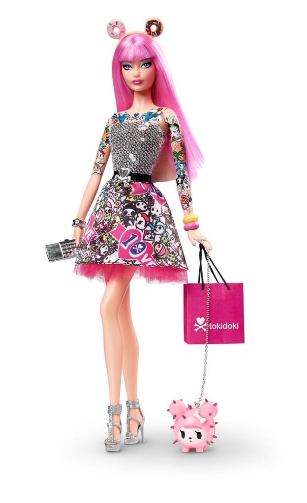Comprar Barbie Tokidoki