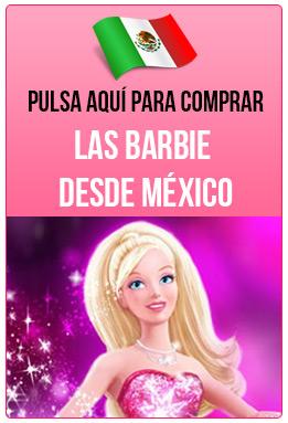 Comprar Barbie en México