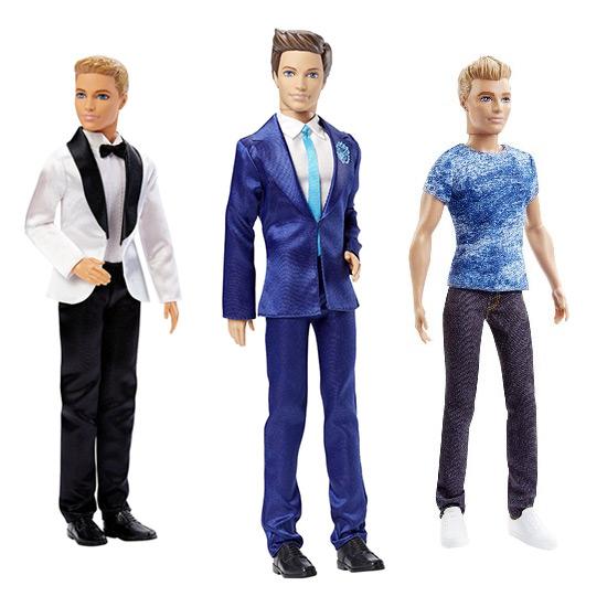 Comprar muñeco Ken novio de Barbie