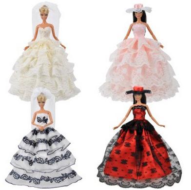 Comprar ropa de Barbie