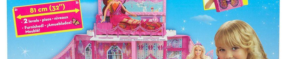Comprar castillos de la Barbie baratos